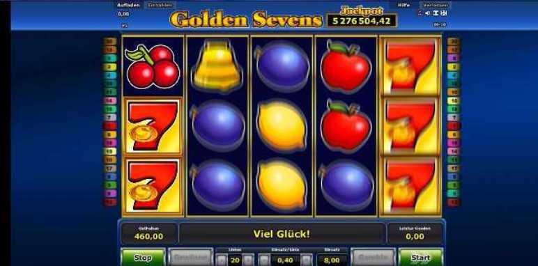Golden Sevens Start