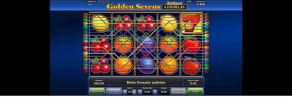 Golden Sevens Linien