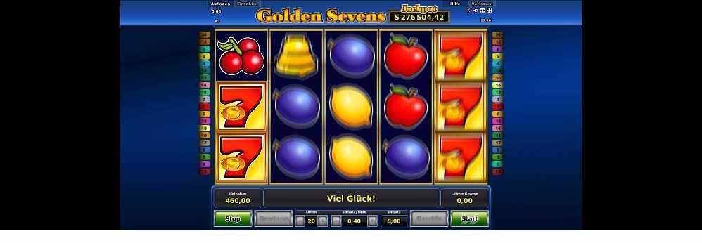 Golden Sevens Spinn