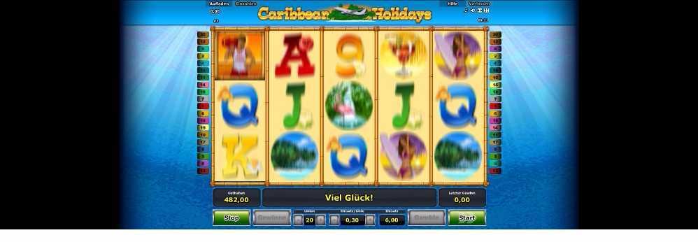 Caribbean Holidays Spinns